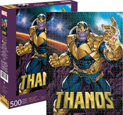 Picture of Thanos 500-Piece Puzzle