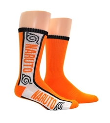 Picture of Naruto Shippuden Athletic Crew Socks