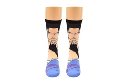Picture of Naruto Shippuden Sasuke Crew Sock