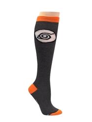 Picture of Naruto Shippuden Hidden Leaf Village Knee High Socks