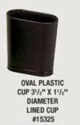 Picture of Oval Dice Cup