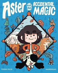 Picture of Aster and the Accidental Magic HC