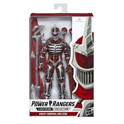 Picture of Power Rangers Lightning Collection Lord Zedd Action Figure