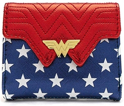 Picture of Wonder Woman International Women's Day Flap Wallet