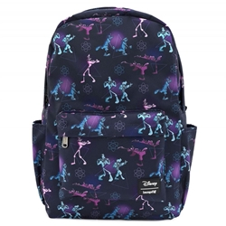 Picture of Goofy Movie Powerline All Over Print Nylon Backpack