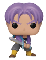 Picture of Pop Animation Dragonball Z Future Trunks Vinyl Figure