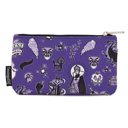Picture of Disney Villains Icons All Over Print Nylon Pouch