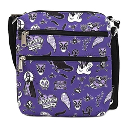 Picture of Disney Villains Icons All Over Print Passport Purse
