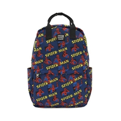 Picture of Spider-Man All Over Print Nylon Backpack