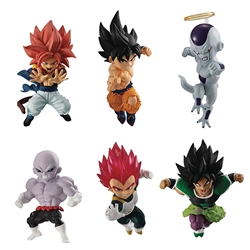 Picture of Dragon Ball Adverge Motion 3 Figure Set of 6