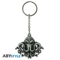 Picture of Cthulhu Keychain