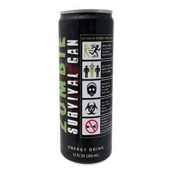Picture of Zombie Survival Energy Drink