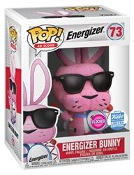 Picture of Pop Ad Icons Energizer Bunny GameStop Exclusive Flocked Vinyl Figure