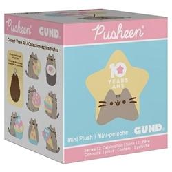 Picture of Pusheen Celebration Series 12 Mini-Plush Blind Box