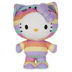 "Picture of Hello Kitty Rainbow 9.5"" Plush"