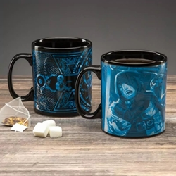 Picture of Dungeons and Dragons Heat Change XL Mug