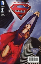 Picture of Adventures of Supergirl #1