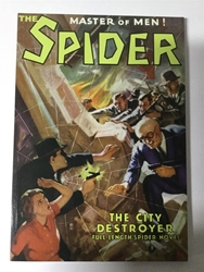 Picture of The Spider The City Destroyer Full Length Spider Novel
