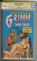Picture of Grimm Fairy Tales #85 Bedrock City Terry Moore Exclusive Cover Signed Copy