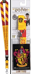 Picture of Harry Potter Gryfindor Lanyard