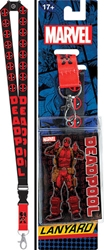 Picture of Deadpool Lanyard