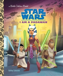 Picture of Star Wars I Am a Padawan Little Golden Book