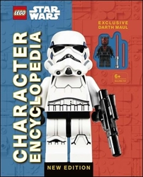 Picture of LEGO Star Wars Character Encyclopedia New Edition HC