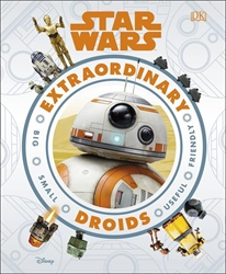 Picture of Star Wars Extraordinary Droids HC