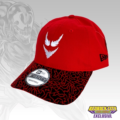 Picture of Carnage Face 9Twenty 920 Bedrock City Exclusive Cap