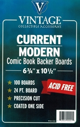 Picture of Comic Current Board 100-Count Pack
