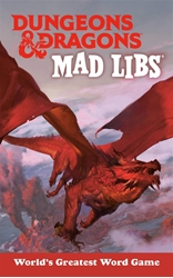 Picture of Dungeons and Dragons Mad Libs