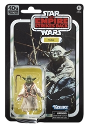Picture of Star Wars Yoda Black Series 40th Anniversary Figure