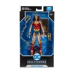 Picture of Wonder Woman 1984 DC Multiverse Action Figure
