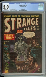 Picture of Strange Tales #17