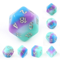 Picture of Rainbow Dash Dice Set