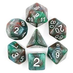 Picture of Bloodstone Dice Set
