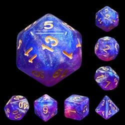 Picture of Blue Enchantress Dice Set