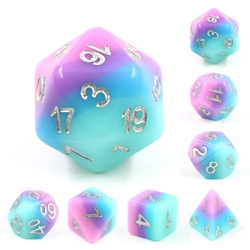 Picture of Fey Bloom Dice Set
