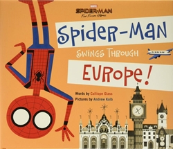 Picture of Spider-Man Swings Through Europe! HC