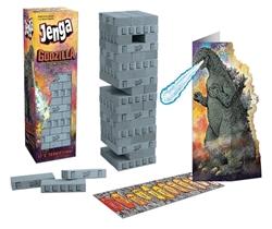 Picture of Jenga Godzilla Edition Game