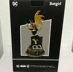 Picture of DC Jim Lee Batgirl Exclusive 7 Inch Chronical Collectable Statue