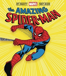 Picture of Amazing Spider-Man My Mighty Marvel First Book HC