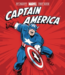 Picture of Captain America My Mighty Marvel First Book HC