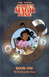Picture of Audrey's Magic Nine Book One HC