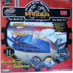 Picture of Battlebots Deluxe Metal Mechanics
