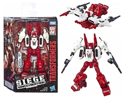 Picture of Transformers Siege War for Cybertron Trilogy Autobot Sixgun Figure
