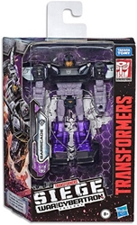 Picture of Transformers Siege War for Cybertron Trilogy Barricade Figure