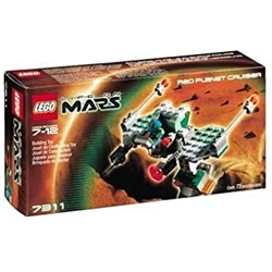 Picture of LEGO Life on Mars Red Planet Cruiser 73 Pieces