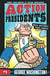 Picture of Action Presidents Vol 01 HC George Washington