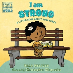 Picture of I Am Strong Rosa Parks Boardbook